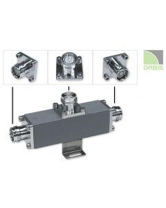 Tapper 20:1/13 dB 500W 350-2700 MHz 4.3-10F