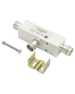 Tapper 2:1/3 dB 500W 350-5930 MHz 4.3-10F