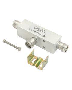 Tapper 3:1/4,8 dB 500W 350-5930 MHz 4.3-10F