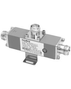 Tapper 4:1/6 dB 300W 350-2700 MHz 4.3-10F