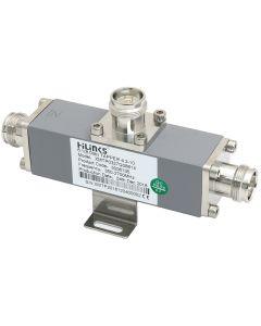 Tapper 6:1/8 dB 300W 350-2700 MHz 4.3-10F