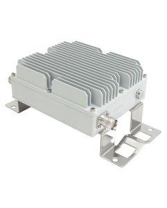 Attenuator 15dB 50W 698-2700 MHz 4.3-10 F/F