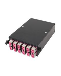 Module A 2xMTP12-12xLC DPX OM4 D key u/d