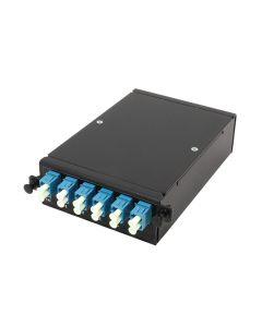 Module A 1xMPO 12-6xLC DPX OS2  key u/d