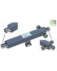 Power splitter 3-way 300W 698-2700 MHz 4.3-10F
