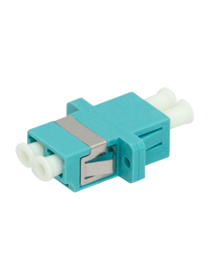 Adapter LC OM3 DPX AQU 25pc