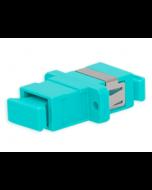 Adapter SC OM3 AQU 25pc