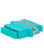 Adapter SC OM3 DPX AQU 20pc