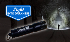 Campaign: Winter campaign mini flashlight 2021